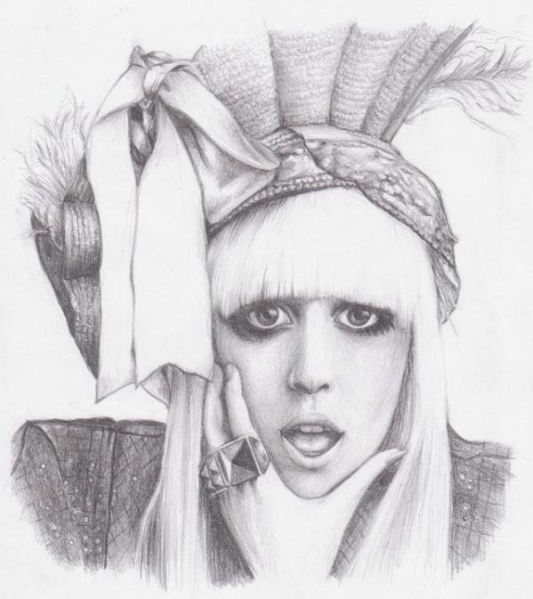 Lady Gaga by tihana55